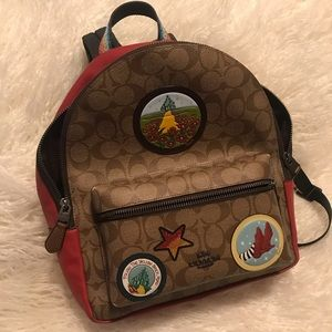 Rare Coach Wizard Of Oz BackPack